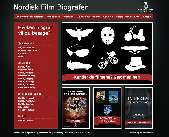 Laurakofod Portfolio Nordisk Film