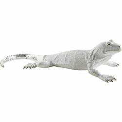 Deko Figur Lizard Silver