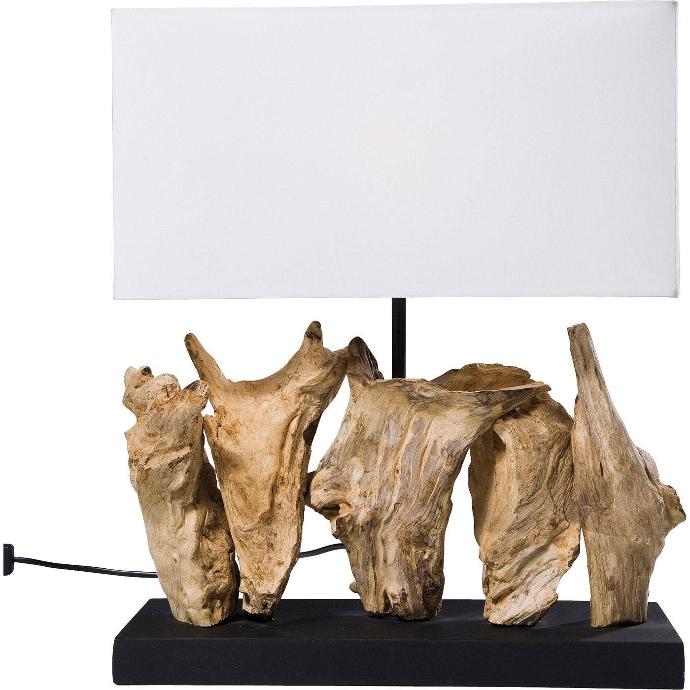 Tischlampe Natur Vertical KARE