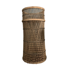RATTAN FLORAL STAND