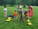 Мини-квест в парке Мещерский