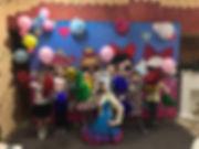вечеринка с куклой лол