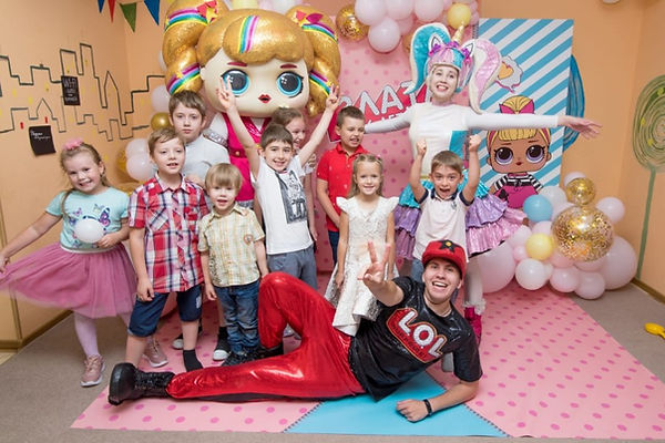 Екатерина Копанова с гостями