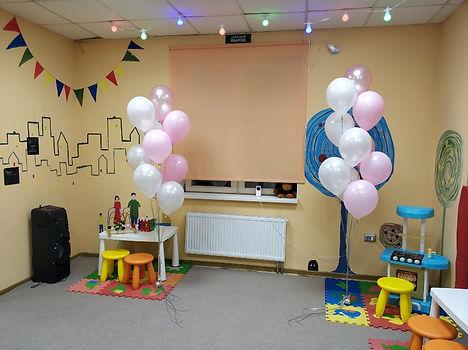 Лофт для детского праздника