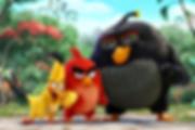 фотозона сердитые птички