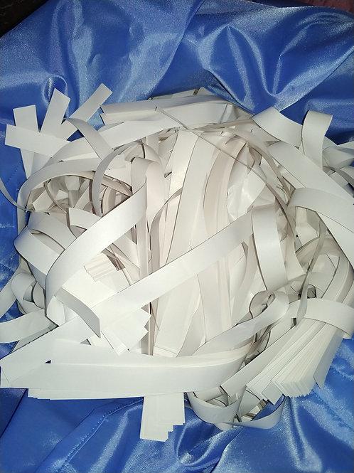 Белая бумага для шоу