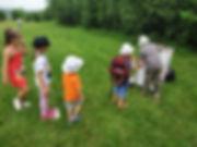 Решаем ребусы в парке Мещерский