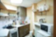 Лофт с кухней