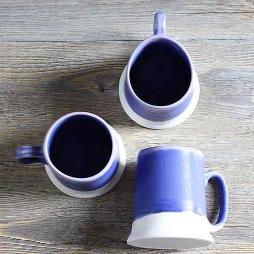 lavender matt large mug
