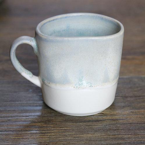 sea foam mug