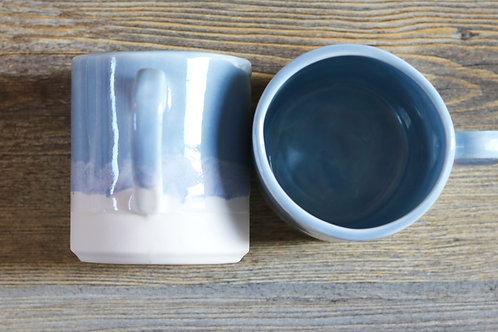 blue seas mug