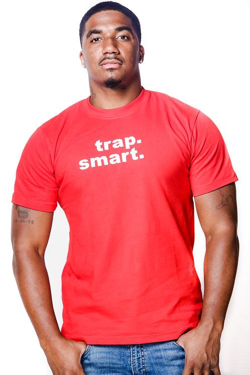 Red Signature Logo Men's T-Shirt