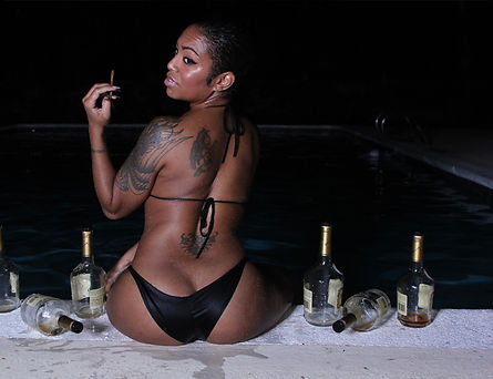 Toni from The Naked Hustle Show