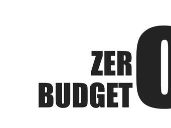 10 советов для нулевого бюджета