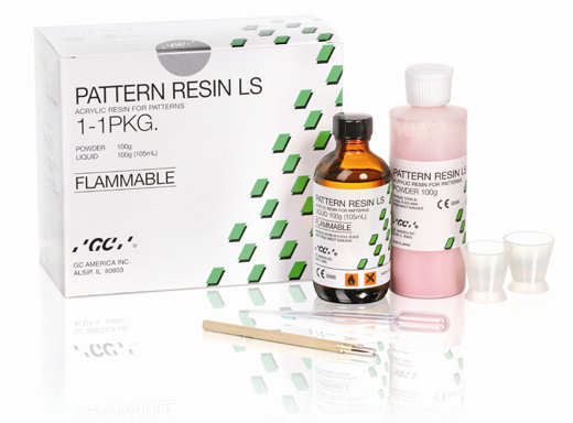 GC Pattern Resin LS