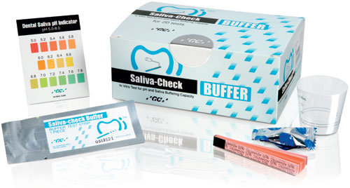 GC Saliva Check Buffer