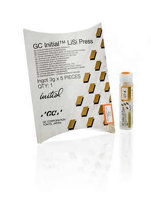 GC İnitial Lisi Press İngot