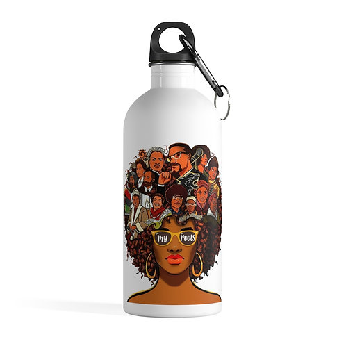 My Roots Stainless Steel Water Bottle