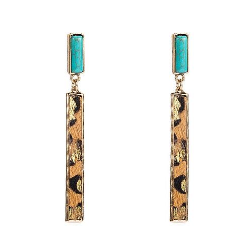 Wild Dangle Earrings