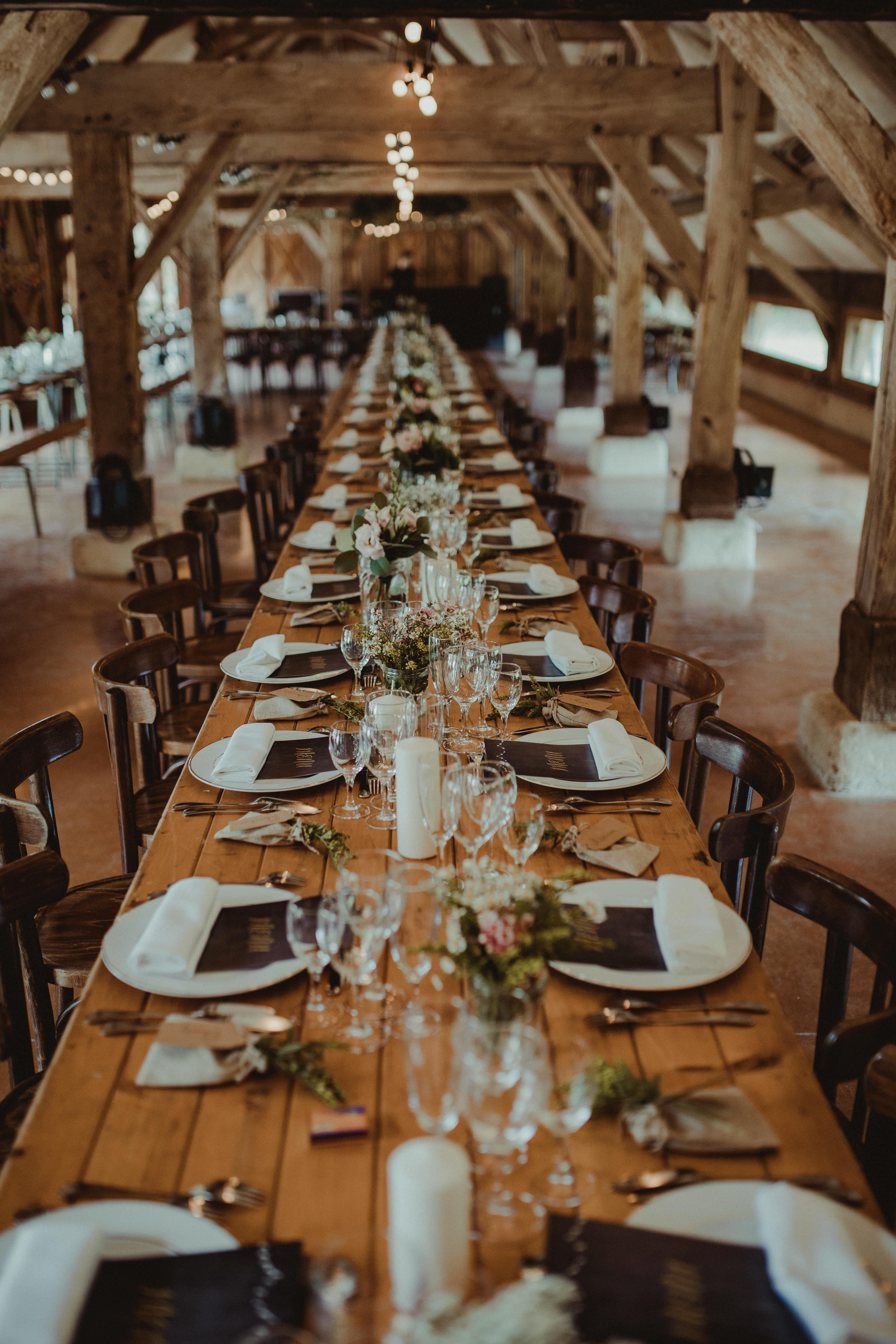 Table Bohême chic