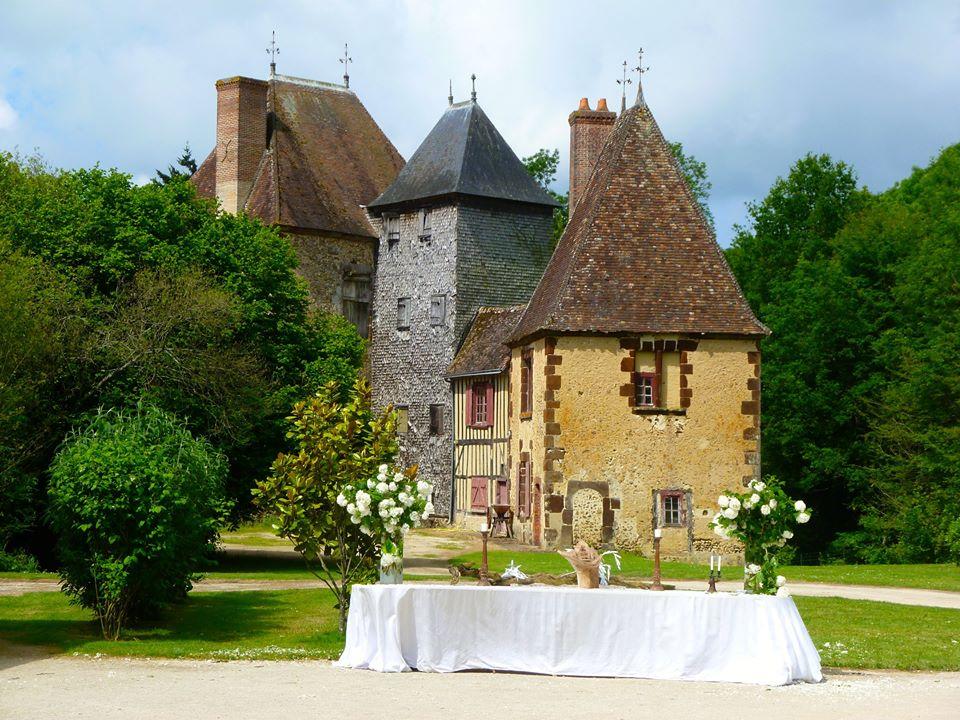 Mariage dans une Seigneurie