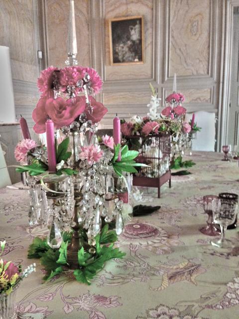 Composition Florale Mariage dans un
