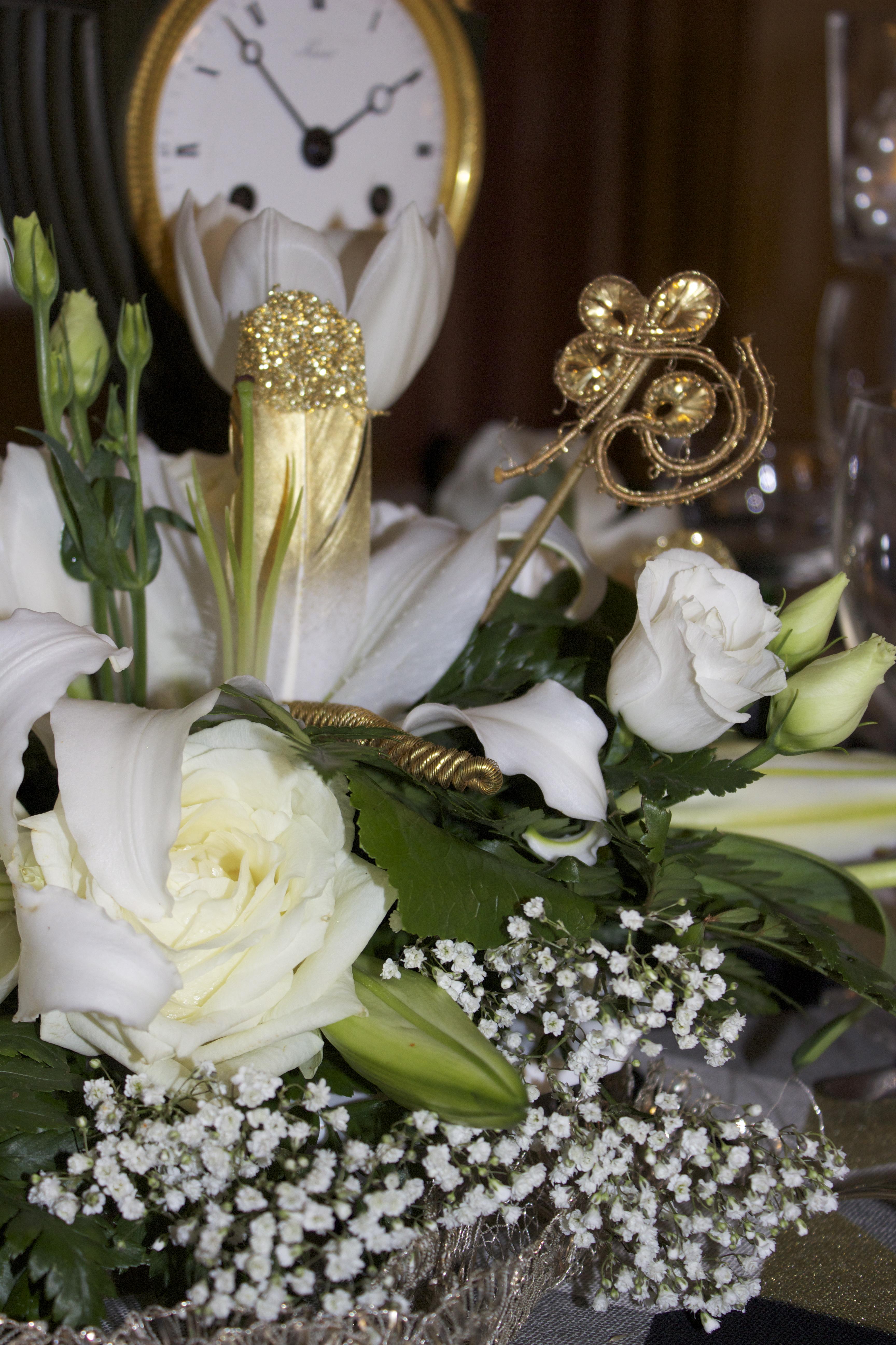 Bouquet de mariage Charleston