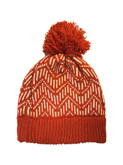 Pitkin Hat in Rust
