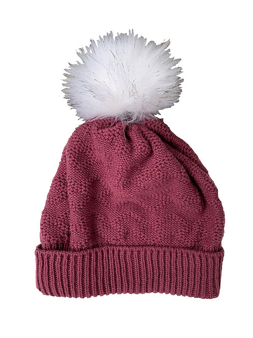 Sedgwick Hat in Berry