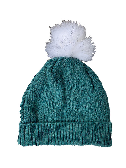 Sedgwick Hat in Teal