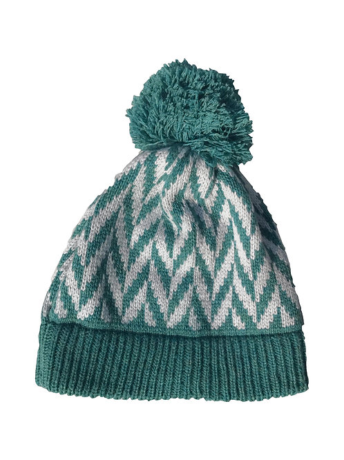 Montrose Hat in Teal