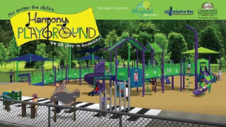 Harmony Playground and Pavilion