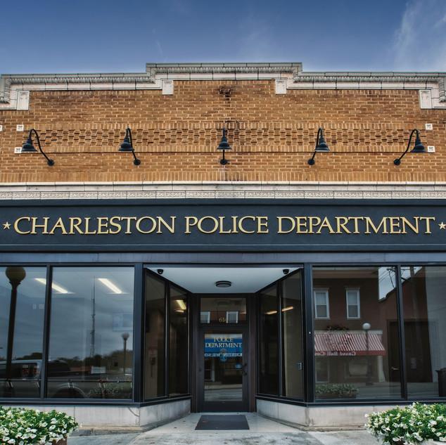 Charleston Police Station