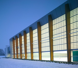 Product Highlight: Kalwall Translucent Facade Panels