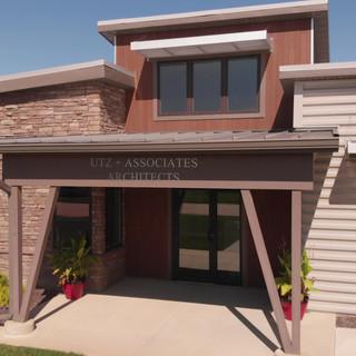 Utz + Associates Architects Office