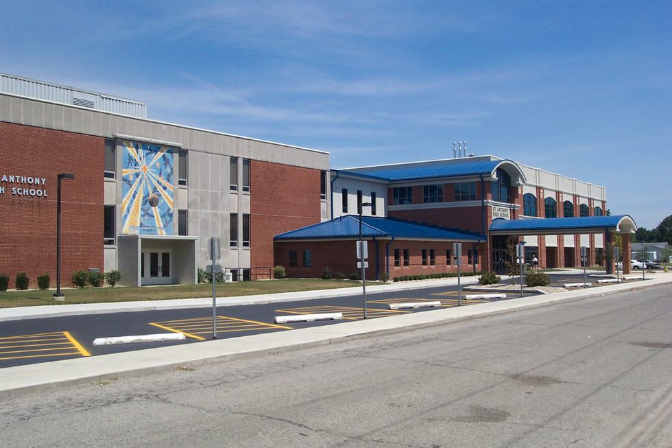 St. Anthony High School Gymnasium Addition