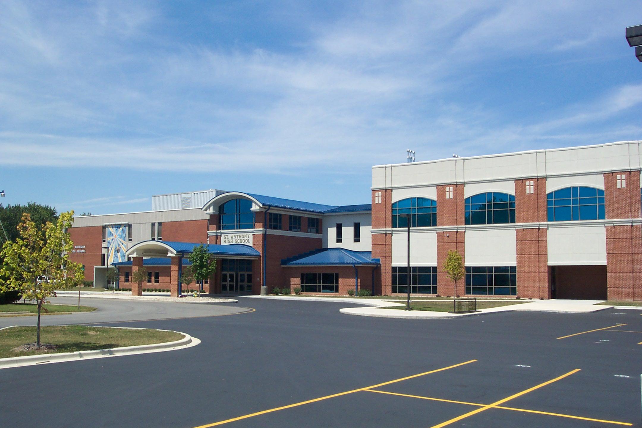 St. Anthony High School Addition