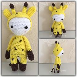 Gély la girafe
