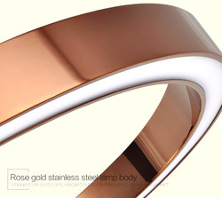 Halo - Rose Gold LC-011-EC018-IPO - close up