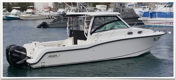 Cozumel Private Fishing Boat Charter Rentals
