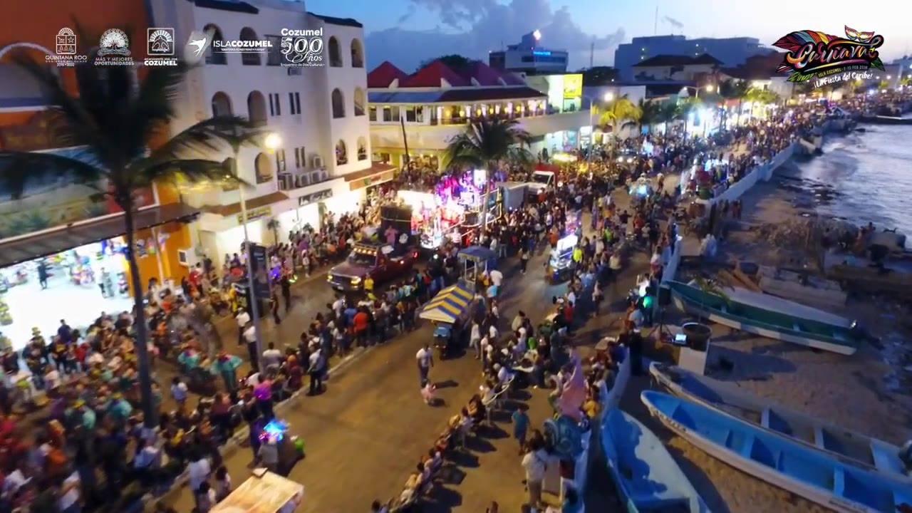 Carnaval Cozumel
