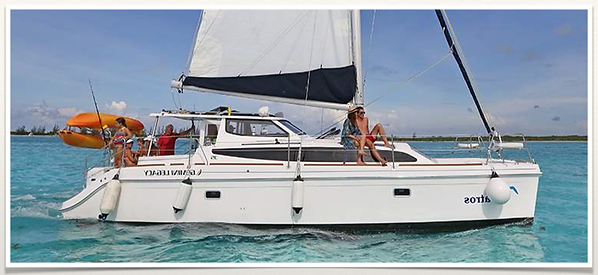Cozumel Private Catamaran Charter Rentals