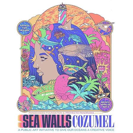 Cozumel Sea Wall Artisan Tours