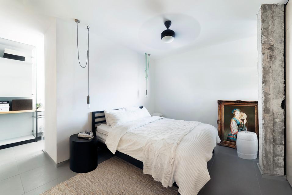 Vancouver Loft Bedroom