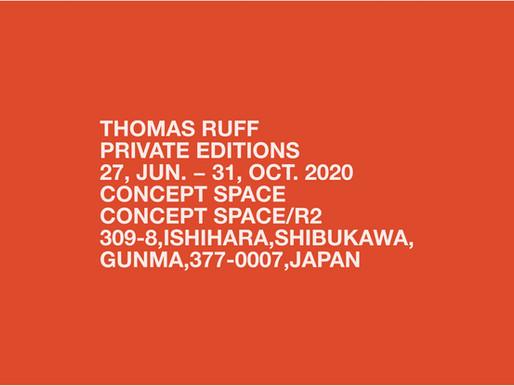 THOMAS RUFF   PRIVATE EDITIONS