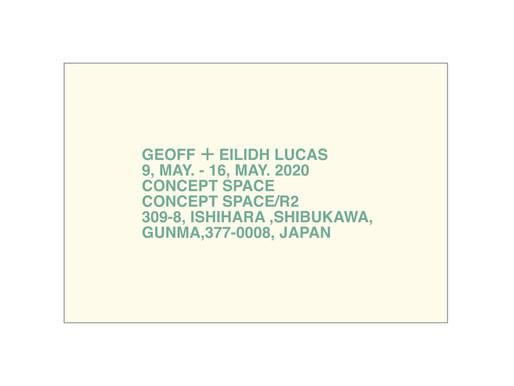 GEOFF + EILIDH LUCAS