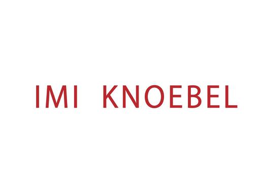 IMI KNOEBEL         Aluminum work + Paper work