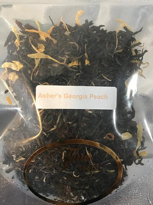 Asher's Georgia Peach Loose Tea
