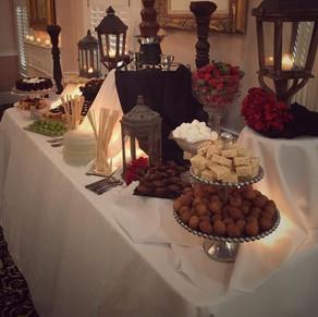 Dessert & Fondue Bar