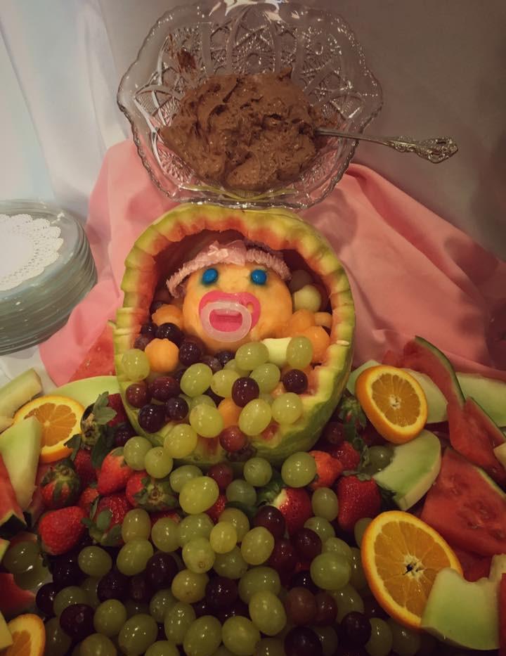 Cradle Baby Fruit